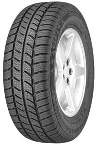 225/55 R17 CONTINENTAL VancoWinter 2 C 109/107T